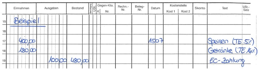 kassenbuch ec