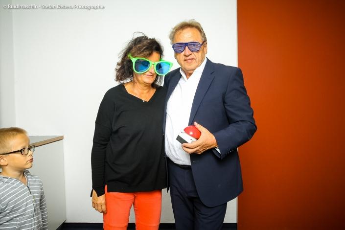 Buidlmaschine 2016 Dr. Kittl und Patricia