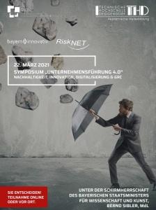 """22. März 2021 – Symposium """"Unternehmensführung 4.0"""""""